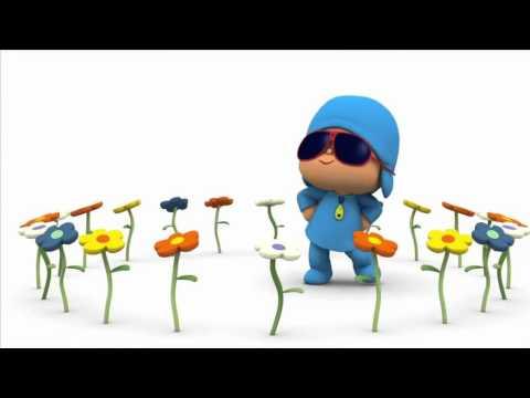 pocoyo nhay gangnam style