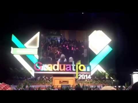 Paul's Graduation Day @ Republic Polytechnic Singapore - School of Applied Science 20May14