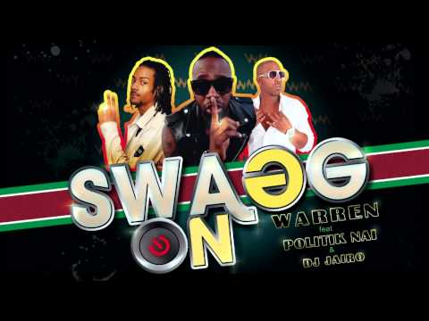"WARREN ""SWAGG ON"" feat POLITIK NAI & DJ JAIRO - (ZOUK 2012)"