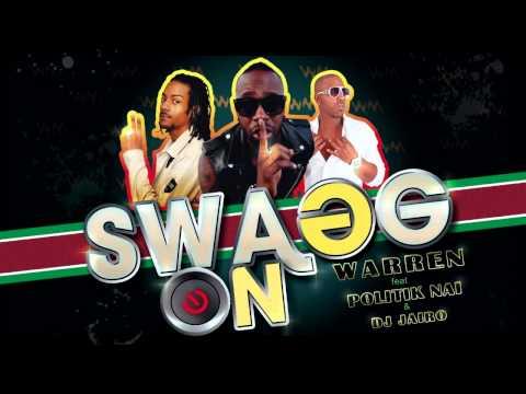 "WARREN ""SWAGG ON"" feat POLITIK NAI & DJ JAIRO - (ZOUK 2012)"