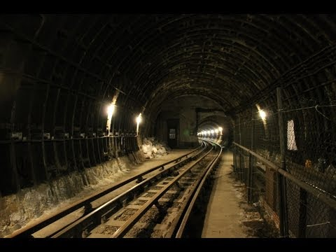 Tour of Holborn (Aldwych Branch)