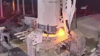 Watch Antares rocket launch to send supplies to space station