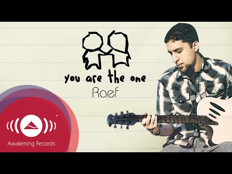 Raef - You Are The One | New Album Out Now!