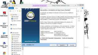 Como Instalar Deep Freeze 2013 En Windows 8 Y 8.1