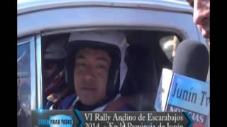Informe VI Rally De Escarabajos 2014