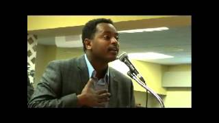 The Oromo Democratic Front's/ODF's Calgary, Canada, Meeting-Aug. 31, 2013