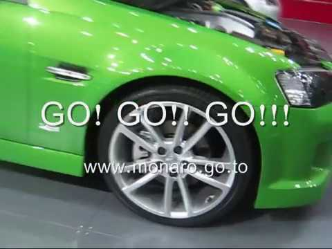 PONTIAC G8 TRUCK EXPORT related the VE UTE