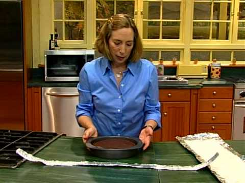 Baking Magic Tips 04 - the secret to getting perfectly even cake layers
