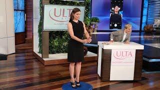 Jennifer Garner Says 'Yes' to All of Ellen's Dares