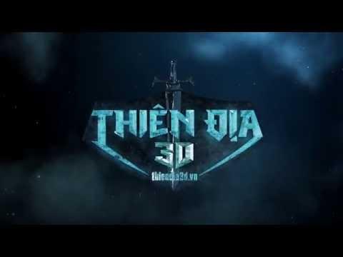 [Trailer] Thiên Địa 3D - Chuẩn MU trên mobile - Game MU đầu tiên của người Việt