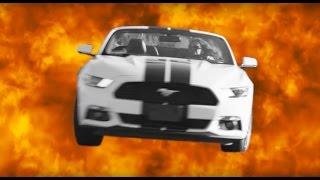 Junkyard Rustang vs EcoBoost Mustang [Episode 2] -- /CORBIN'S HIT SHOW. Drive Youtube Channel.