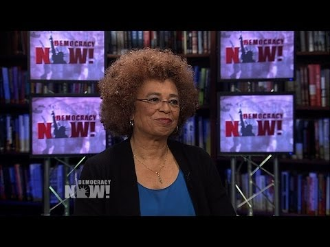 Angela Davis on Prison Abolition, the War on Drugs and Why Social Movements Shouldn't Wait on Obama