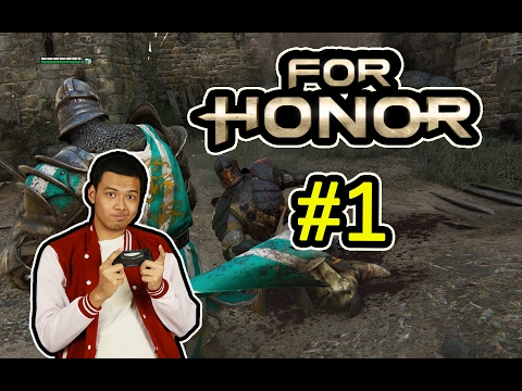 Tebasan 2 Pria! - Ayo Main For Honor (1)