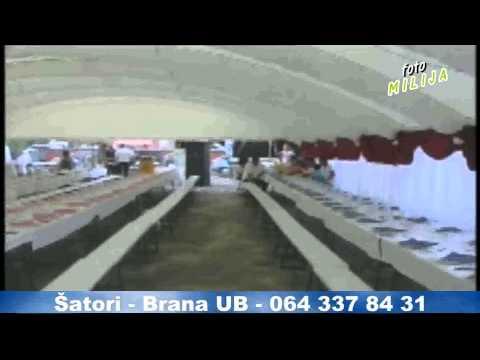 ŠATORI  BRANA - UB   064-337-84-31