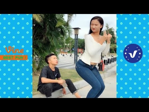 Best Funny Videos 2018 ● Cute girls doing funny things P3