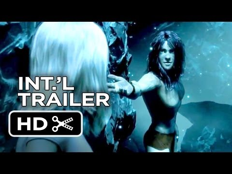 Tarzan 3D Official UK Trailer (2013) - Kellan Lutz Animated Movie HD