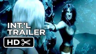 Tarzan 3D Official UK Trailer (2013) Kellan Lutz