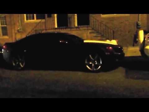 Ah Camaro SS Striped 2012 .