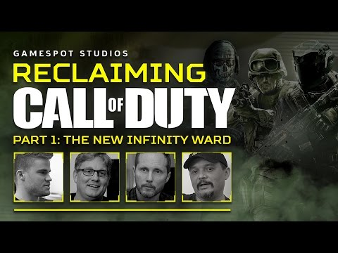 Reclaiming Call of Duty Part 1: The New Infinity Ward