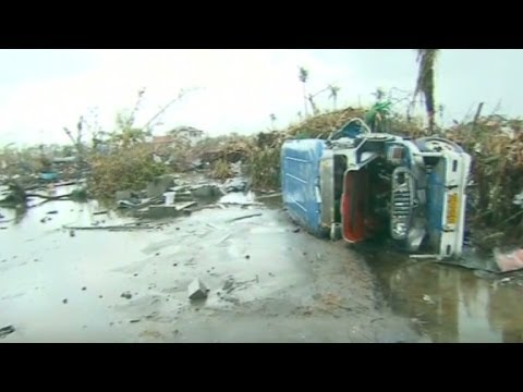 Special type of aid needed in Philippines