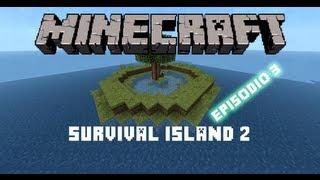 Minecraft 1.4.7: Survival Island 2 (Mapa De Supervivencia