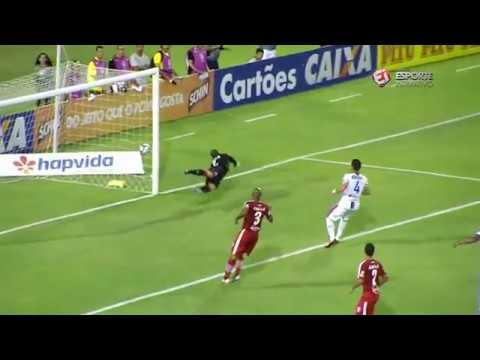 CRB-AL 0x0 Itabaiana/SE - Copa do Nordeste 2017 (ITABAIANA CLASSIFICADO)
