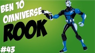 Review Do Boneco Rook-Ben 10 Omniverse