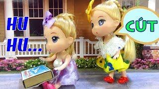 """Búp bê Chibi baby doll - """"Cô bé bán diêm"""" thời hiện đại - A142M Nữ hoàng băng giá"""