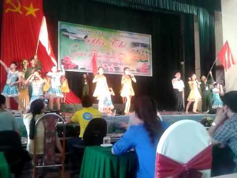 Thi giai điệu tuổi hồng PGD Quảng Xương - Thanh Hóa 2013
