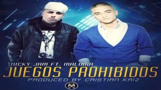 Juegos Prohibidos (Remix) Nicky Jam Ft Maluma (Original