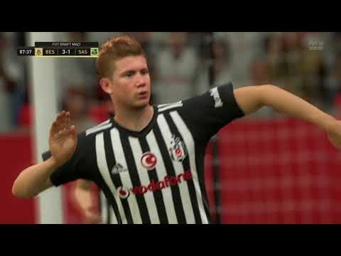 Fifa 18 Fut Draft Bolum 2 -Alperle Cosuyoruz