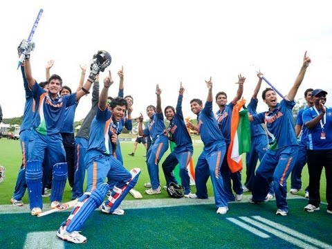 India vs Pakistan under-19 World Cup 2012: A funny incident during a tough game