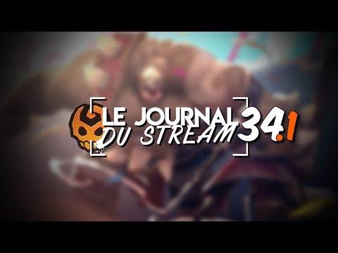 Le Journal du Stream #34.1 - Battlerite devient gratuit