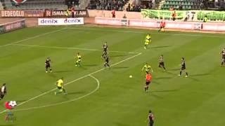 Denizlispor 0-1 Manisaspor Maçı Özeti