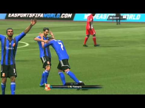 FIFA World (PC) - Open BETA Menu & Match Gameplay - Ultimate Team Ownage - Free to Play [HD]
