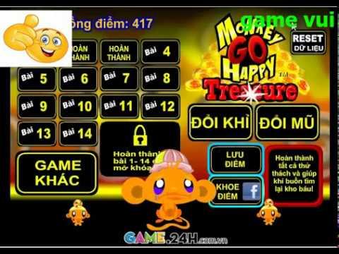 game chú khỉ buồn 2 - game for kids to play - em bi chơi game