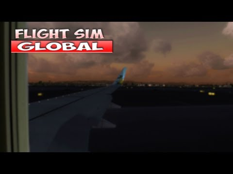 Early Morning 737-800WL Departure at Phoenix Sky Harbor International Airport