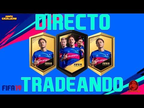 FIFA 19    DIRECTO PACK OPENING,TRADEOS DESDE LA WEBAPP    TITOLUCAS
