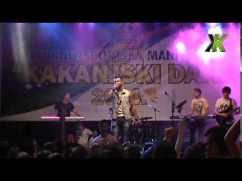Kakanj-X.com | Kakanjski dani 2014 - Ilma Karahmet i Denial Ahmetović