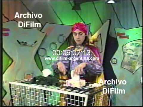 DiFilm - Cablin TV Los cuentos de Tarascon - Parte 4 de 5 (1996)