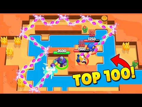 TOP 100 FUNNIEST FAILS IN BRAWL STARS