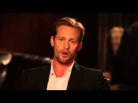True Blood  Alexander Skarsgard PSA HBO