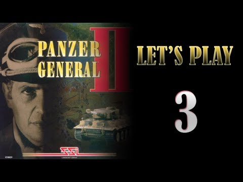 Let's Play Panzer General II - Episode 03 - Fumbling in Snow in Finland (1939-1940)