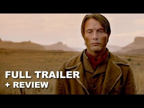 The Salvation 2014 Official Trailer + Trailer Review : Mads Mikkelsen - HD PLUS