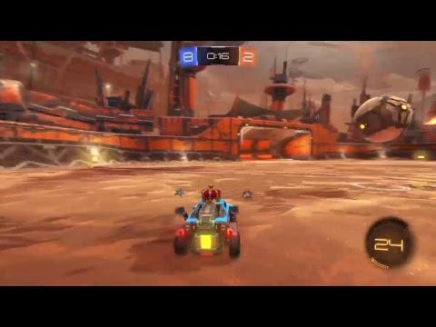 Rocket league gameplay 10