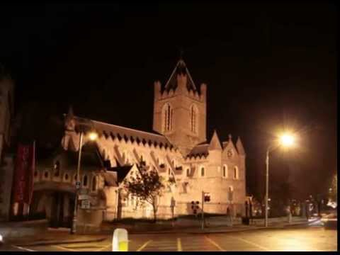 Dublin city centre time lapse collection