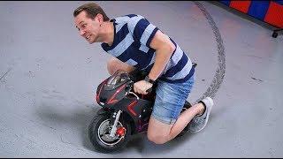 Mini-Motorcycle?!   DOPE or NOPE?