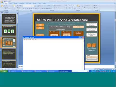 Microsoft Business Intelligence ( Sql server, SSIS,SSRS,SSAS) Training Introduction Class at CVKTECH