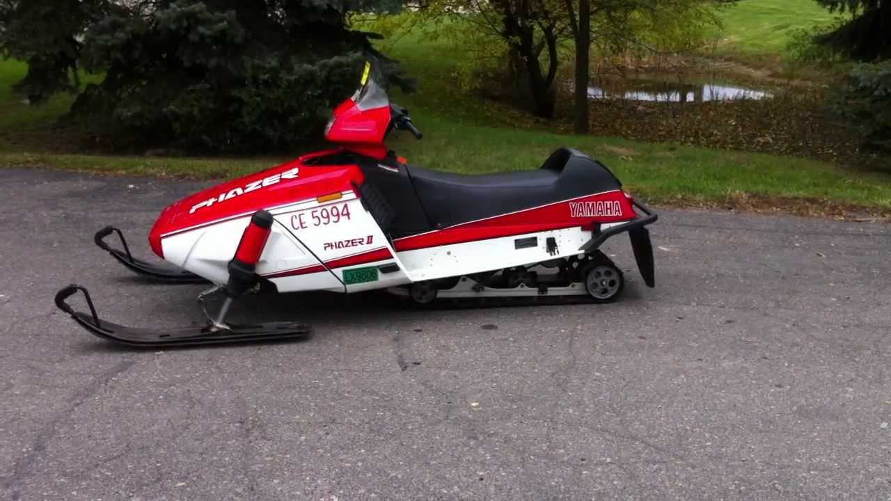 Yamaha Phazer Track For Sale