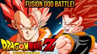 DragonBall Z: Super Saiyan God Gogeta VS Super Saiyan God